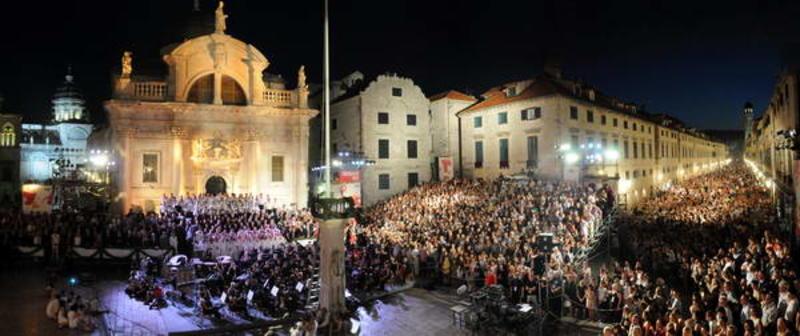 Dubrovnik Summer Festival - Opening Ceremony