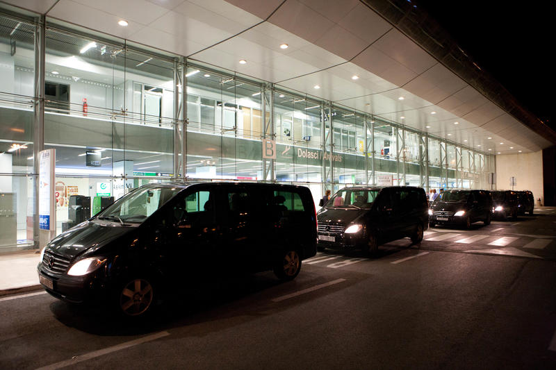Transfer service from Airport