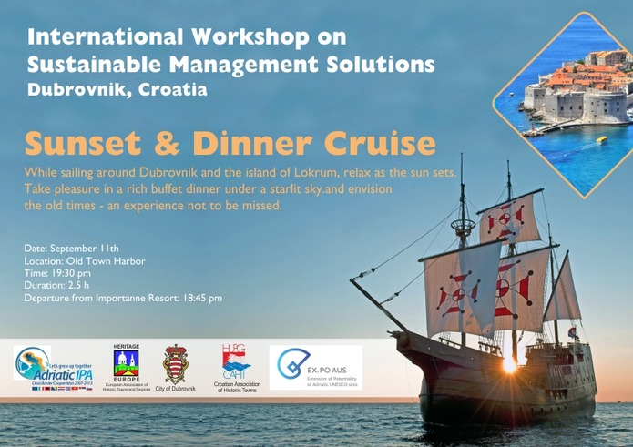 Karaka Sunset Cruise, Dubrovnik