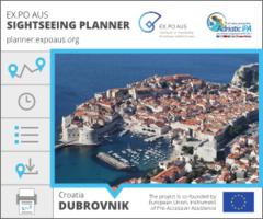 EX.PO AUS sightseeing planner