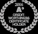 Dalmatia Aeterna - Credit Worthiness Certificate