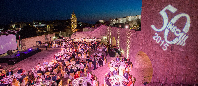 INSCA Convention at Revelin Fort, Dubrovnik